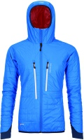 OrtovoxPiz Boe Jacket W sky blue