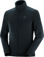 SalomonRadiant Full Zip M black