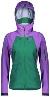 ScottW´s Exporair 3L Jacket pink/green