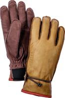 HestraWakayama 5-Finger cork/brown