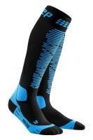 CEPSki Merino Socks men black/blue