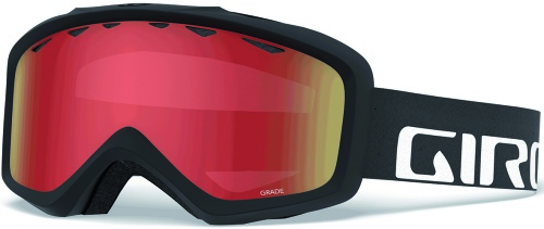Giro Grade black/amber