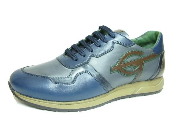 GALIZIO TORRESISneaker, blau grau