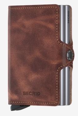 SecridTwinwallet Vintage brown