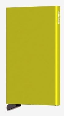 SecridCardprotector Lime