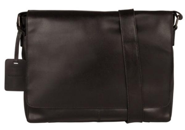BurkelyMessenger Bag black