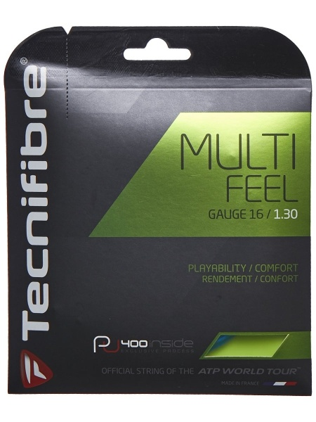 Tecnifibre Multifeel 125mm Saitenset