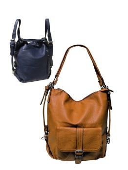 Tasche & Rucksack in einem
