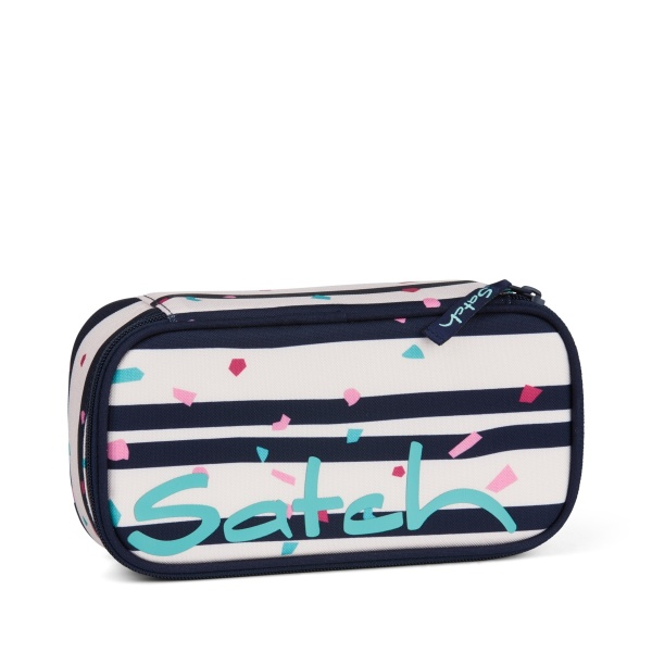 Satch by Ergobag Schlamperbox Happy Flakes