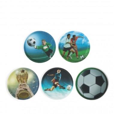 ErgobagKlettie Set 5 teilig Fußball