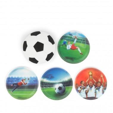 ErgobagKlettie Set 5 teilig Fußball Special Edition