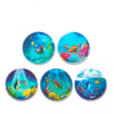 ErgobagKlettie Set 5 teilig Unterwasserfreunde