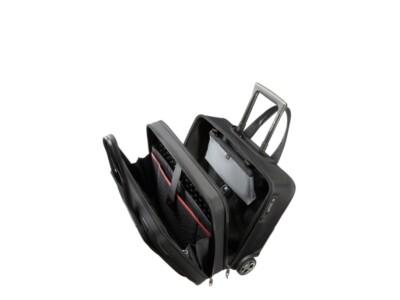 Pro DLX 4 Rolling Tote 17,3 black