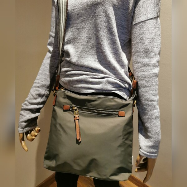 camel activeUmhängetasche mit Reißverschluss - 5569