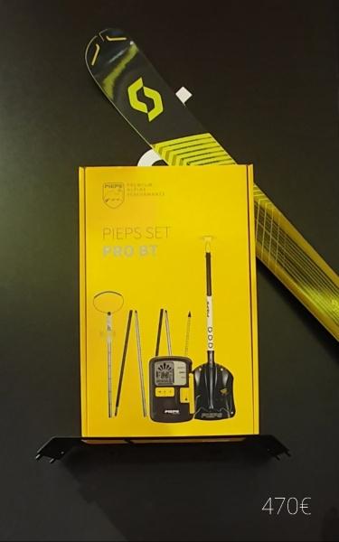 PiepsSet Pro BT