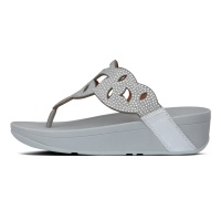 FitFlop ELORA TOE POST CRYSTAL