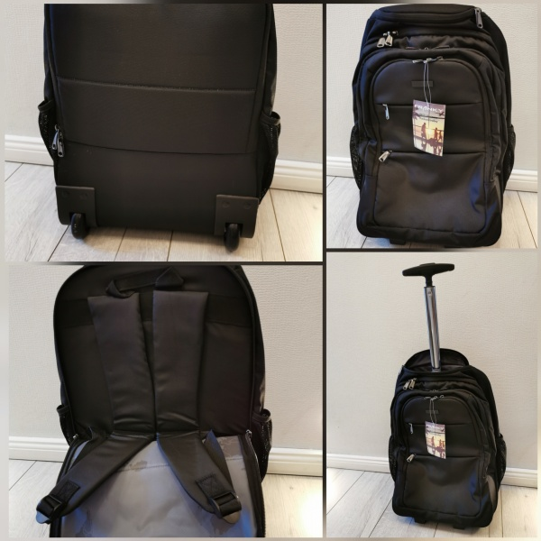 40% Franky BRST1 Business Rucksacktrolley