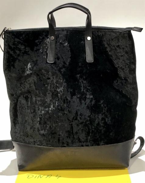 Jost X-Change Rucksack/Tasche groß Black
