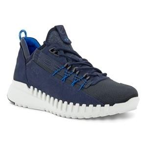 EccoZipflex, blau