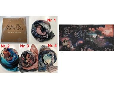 Stars & Planet Schal 1