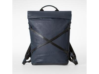 Japanserie Daypack mit Laptop-Fach 15'' Blueberry
