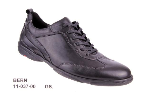 LloydSneaker, schwarz Classic Style