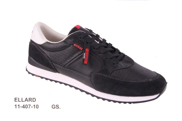 LloydSneaker, schwarz