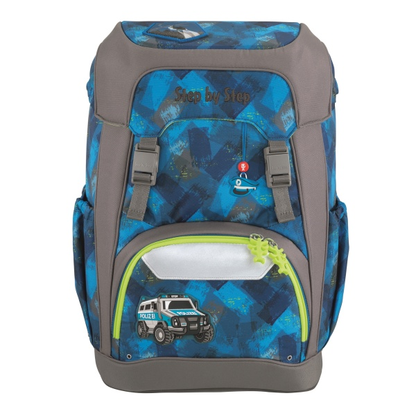 Step by Step Schulrucksack-Set Giant
