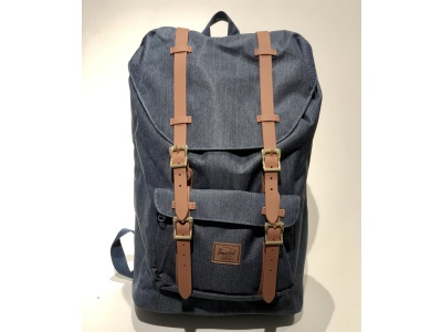 Rucksack Little America 17 Liter Indigo denim