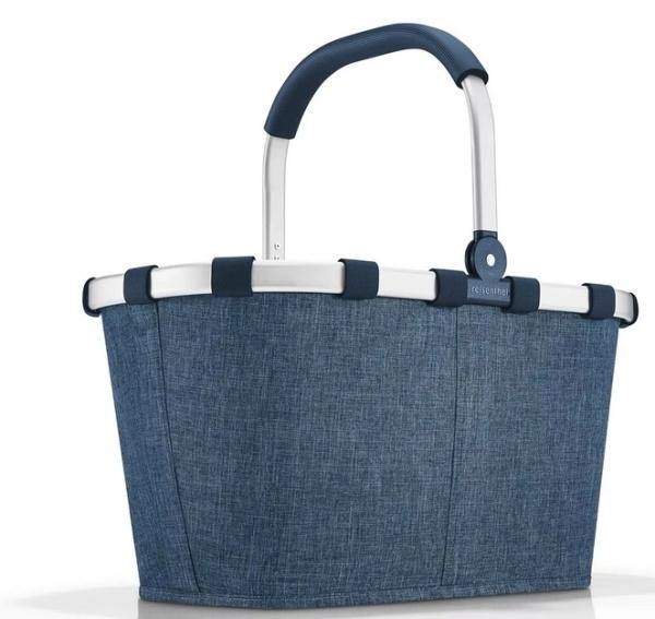 reisenthelcarrybag twist blue