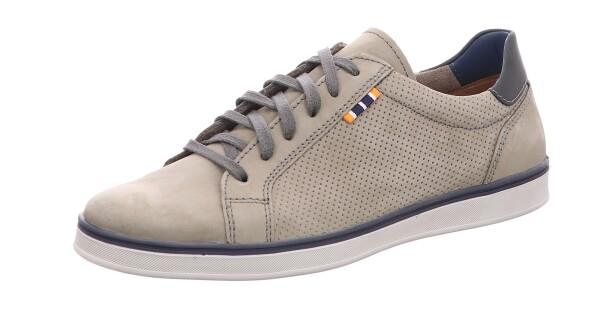 modischer grauer Sneaker