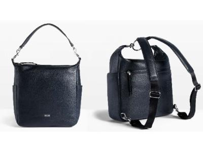 Nola 10 Navy Handtasche/Rucksack