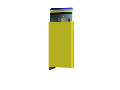 Cardprotector lime