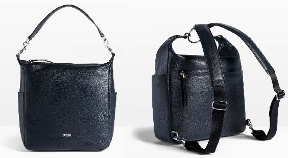 Bree Nola 10 Navy Handtasche/Rucksack