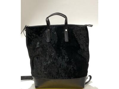X-Change Rucksack/Tasche klein Black