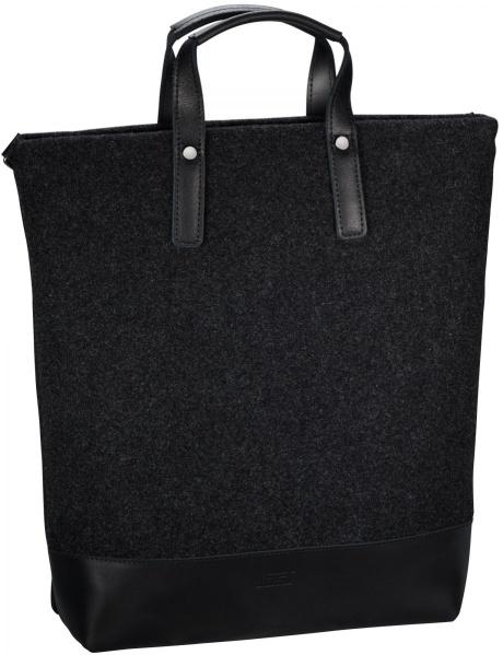 Jost X-Change Rucksack/Tasche Farum groß Schwarz