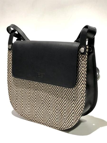 JostLedertasche Einzelstück reduziert Black