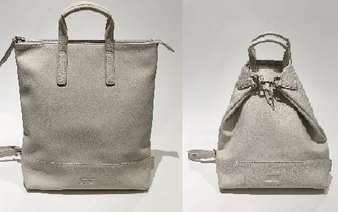 JostX-Change Rucksack/Tasche Merritt klein Offwhite