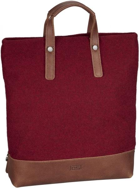 JostX-Change Rucksack/Tasche Farum groß Rot