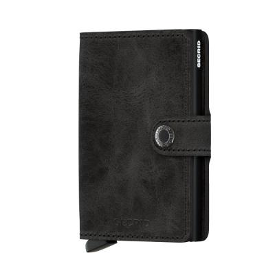 Secrid Miniwallet vintage black