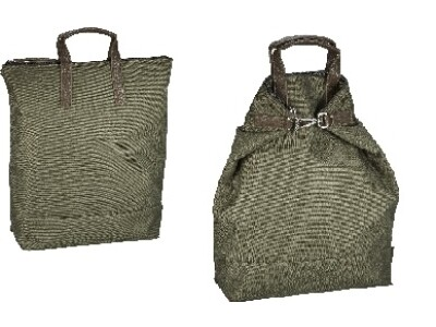 X-Change Rucksack/Tasche Bergen groß Olive