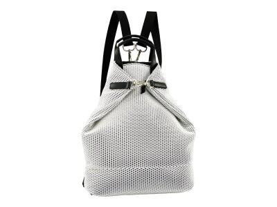 X-Change Rucksack/Tasche Mesh groß Weiss