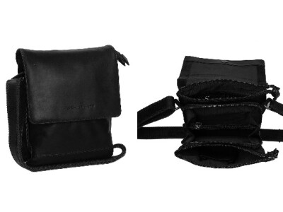 Chesterfield Handtasche mit Überschlag