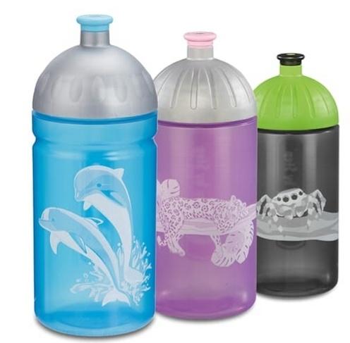 Step by StepTrinkflasche 0,5l, mit vielen passenden Motiven