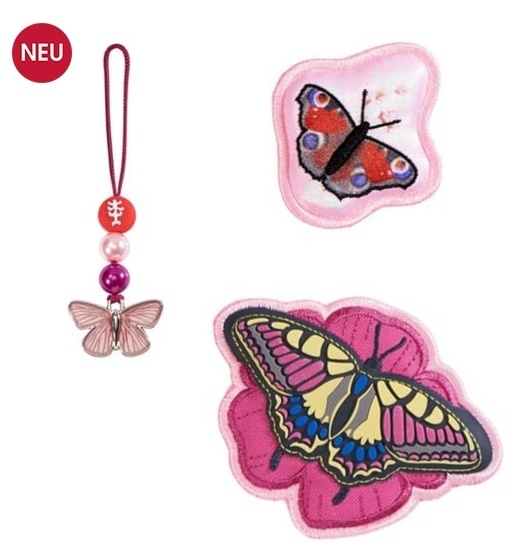 Step by Step Magic Mags Natural Butterfly