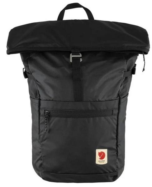 FjällrävenHigh Coast Foldsack 24 black