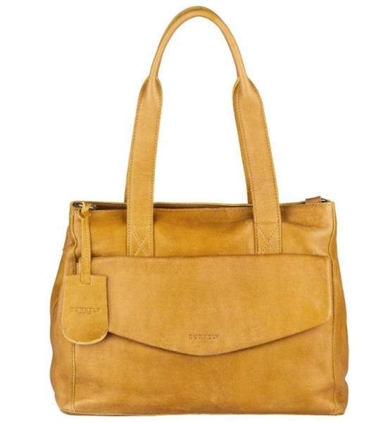 Just Jackie Handbag M yellow
