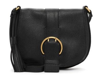 Handtasche mit Überschlag