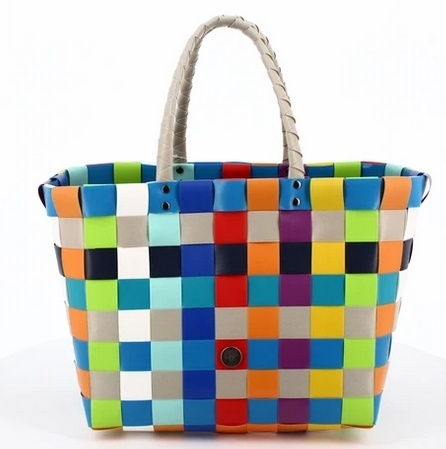 Prato Einkaufskorb multicolor