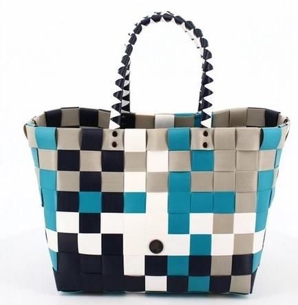 Prato Einkaufskorb blau